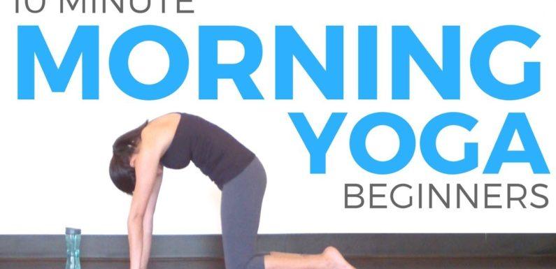 10 Minute Morning Yoga for Beginners