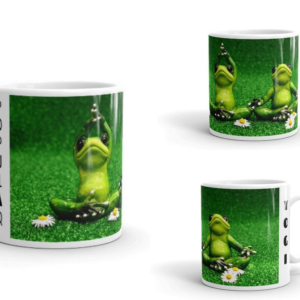 Yoga Coffee Mugs