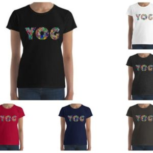Half Sleeves YOGA-T-Shirt