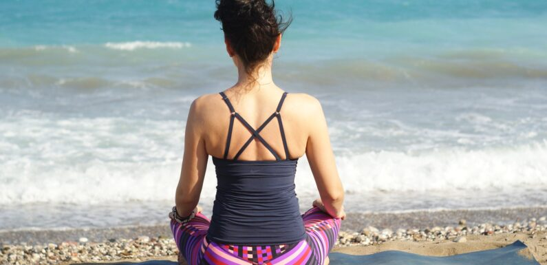 How to boost serotonin with yoga